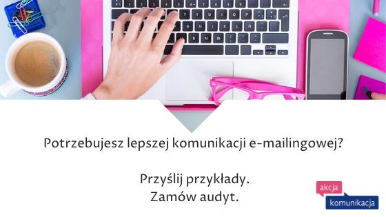 audyt e-mailingu gdzie zamówić kto robi